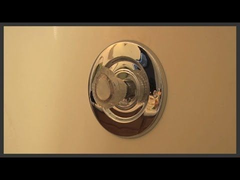 How To Remove Install The 1222 Cartridge Youtube Moen Shower