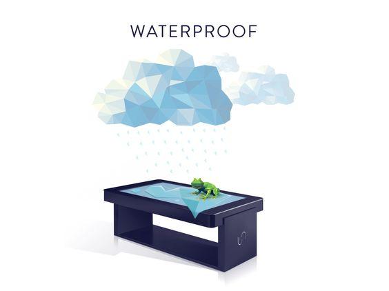 Waterproof !
