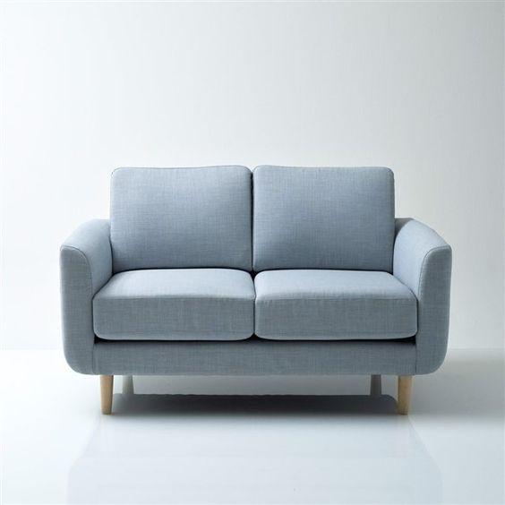 canap 2 places jimi la redoute interieurs 266 euros. Black Bedroom Furniture Sets. Home Design Ideas