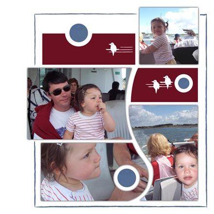 Pack Azza n°1 - 64 mises en page - Scrapbooking | CDIP Boutique - Logiciel de Généalogie et Scrapbooking