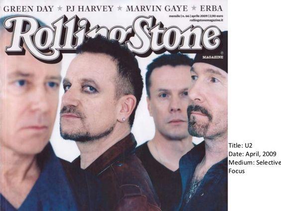 Title: U2<br />Date: April, 2009<br />Medium: Selective <br />Focus<br />