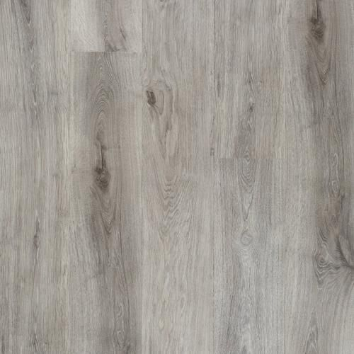 White Pewter Rigid Core Luxury Vinyl Plank Cork Back Luxury
