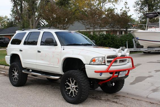 B Ba A B Aa C F F E B on 98 Dodge Dakota Lifted