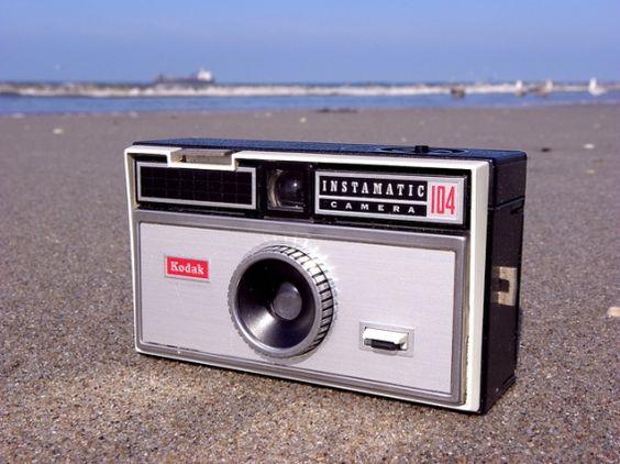 Kodak Instamatic Cameras