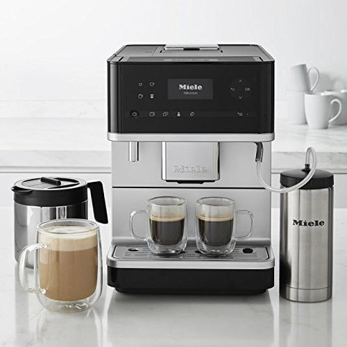 Miele Cm6350 Countertop Coffee Machine Obsidian Black Miele