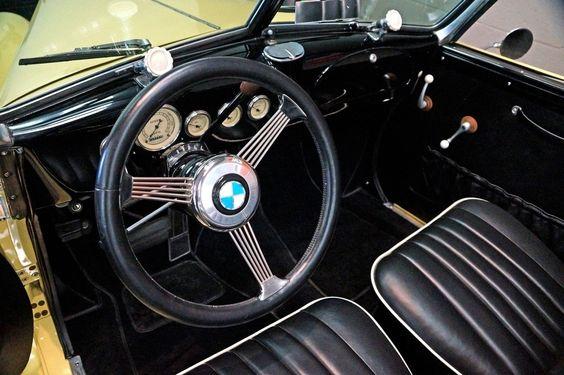 1938 BMW 328 Cabriolet