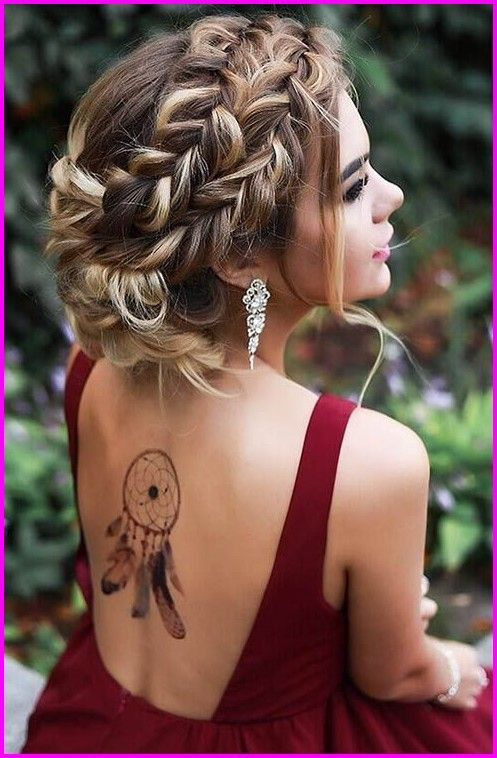 20 Short Prom Updo Hairstyles Thick Hair Styles Medium Length Hair Styles Prom Hair Updo