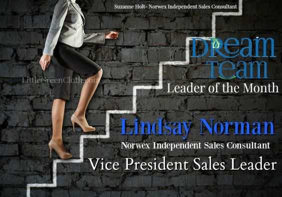 Dream Team Leader of the Month: Lindsay Norman