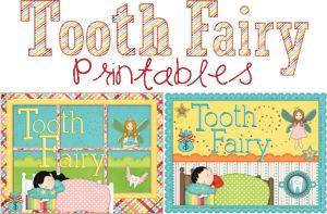 Lots of free printables, xmas, tooth fairy, organization printables
