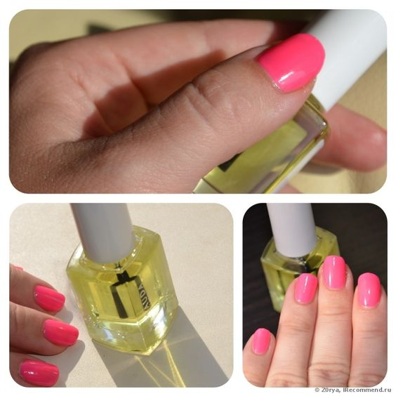 It is a hyper vitaminized oil, rich of natural active that nourishes and protects the nails and the dehydrated and damaged cuticles: a small beauty treatment after a manicure or nail art.