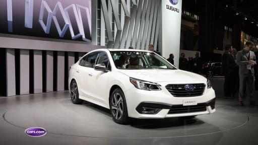 2020 Subaru Legacy First Look Video Subaru Legacy Subaru Legacy