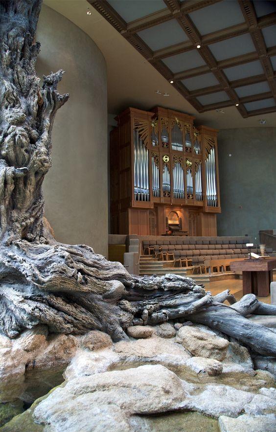 https://flic.kr/p/6BhvYF | Pinnacle Presbyterian Church in Scottsdale | Richards, Fowkes & Co. organ