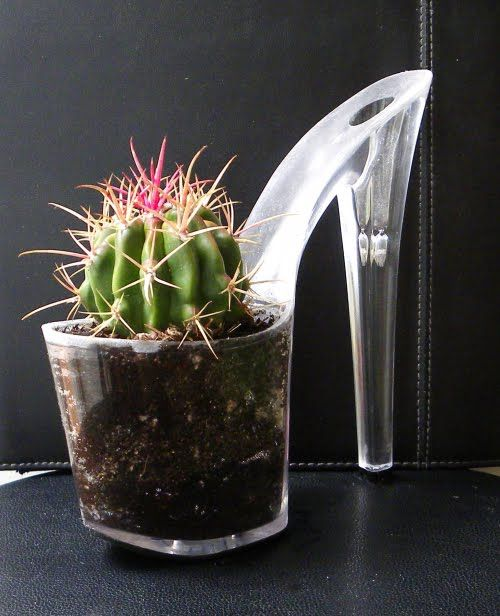 Stripper Heel Vase....not the perfect gift for a ...