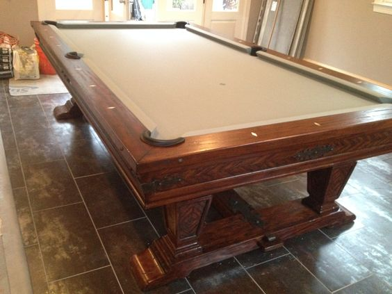 Brunswick Bridgeport Pool Table Everything Billiards, NC | Brunswick Pool  Table Installs | Pinterest | Pool Table, Brunswick Pool Tables And Game  Rooms