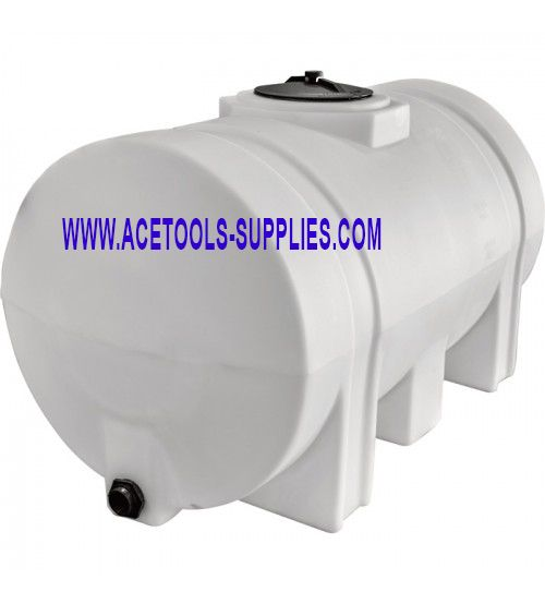 Romotech Poly Storage Tank Legged 550 Gallon Capacity Storage Tank Water Storage Water Tank