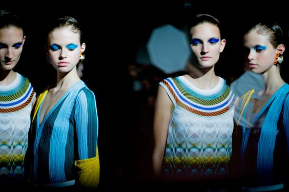Missoni - BLUE EYE SHADOW
