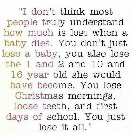 #miscarriage THIS. This  EXACTLY puts my miscarriage grief into words. I may…