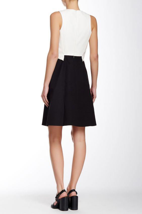 Cut Away Dress by DEREK LAM 10 CROSBY on @nordstrom_rack