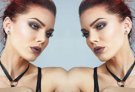 Product list on the blog 👉 lindahallberg.com #fotd #makeup