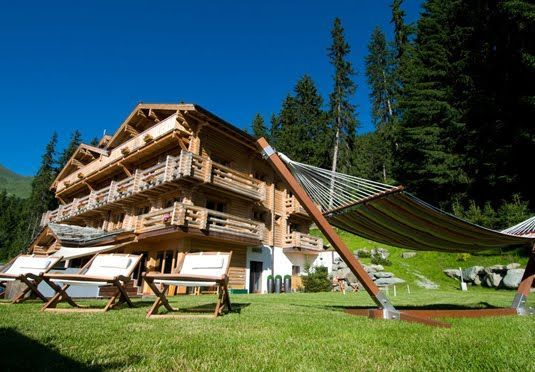 A September Stay At An Exclusive Lodge Owned By Sir Richard