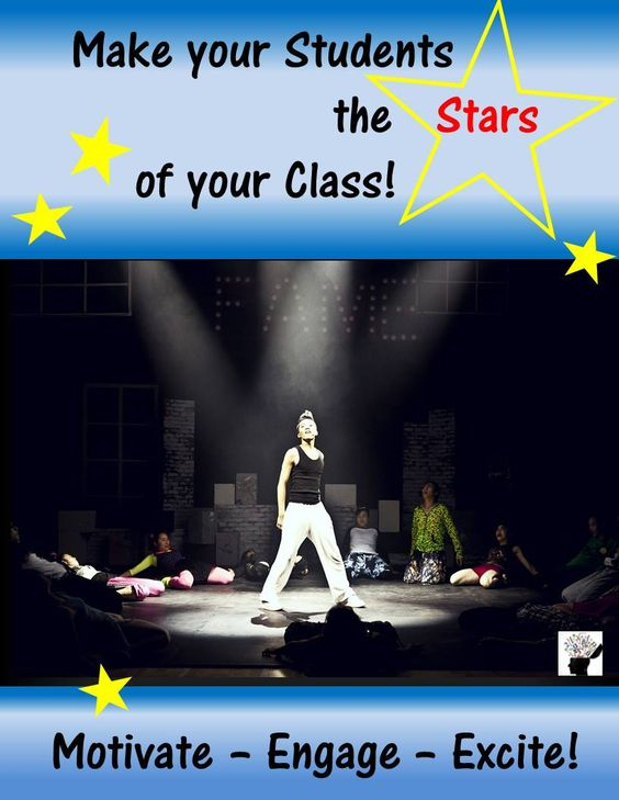 Make your Students the Stars of your Class!