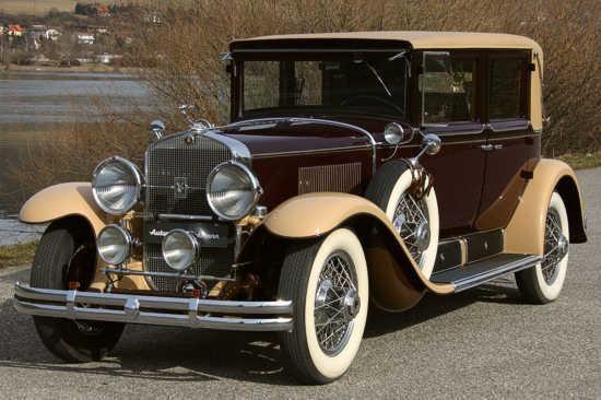 Cadillac 341 Town Sedan 1928
