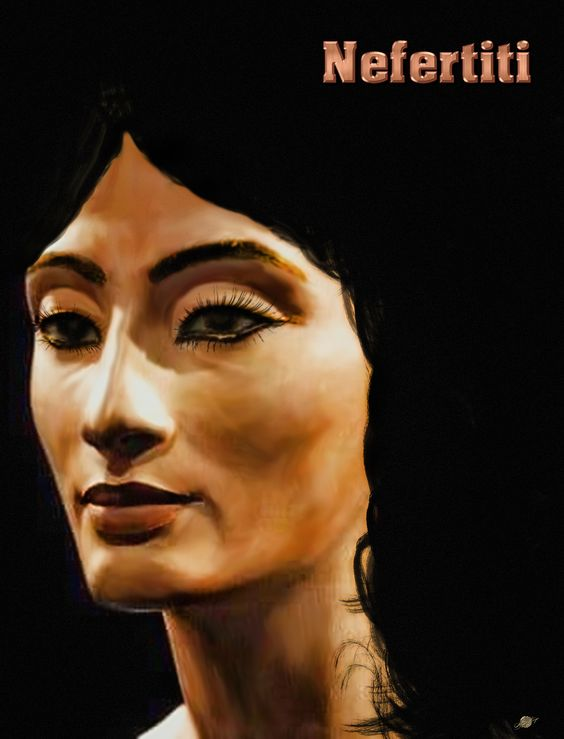 Nefertiti hoe zag zij eruit?