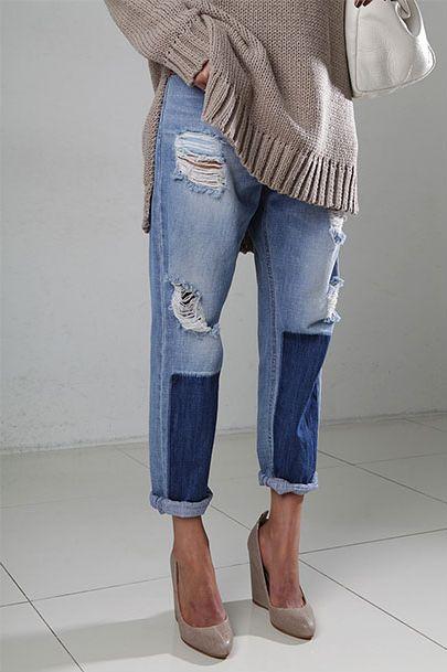 II jeans + nude II                                                                                                                                                                                 More: