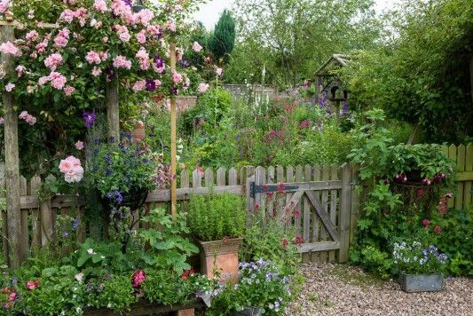 Zaun Im Garten Small Cottage Garden Ideas Cottage Garden Small Flower Gardens
