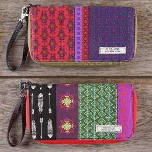 Vagabond Gypsy Zip Wallets