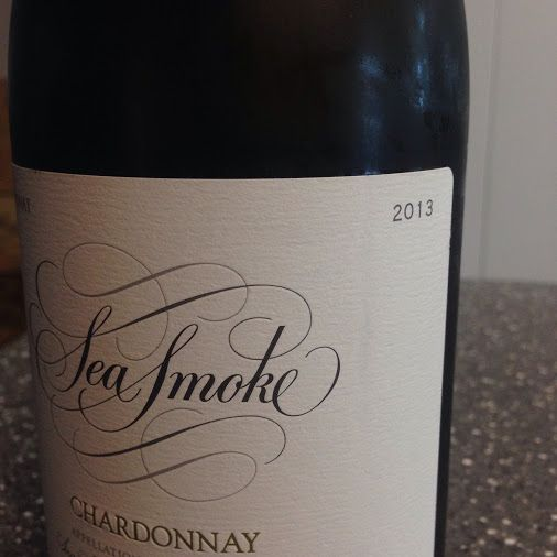 2013 Sea Smoke Chardonnay Streamside - USA, California, Central Coast, Sta.…