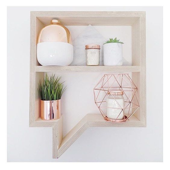 Copper candle holders Instagram and Copper on Pinterest