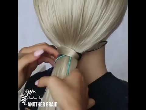 Tasrihat Cha3r Banat Wa Machtat Cha3r Sahla 2020 تسريحات شعر بنات و مشطات سهلة Youtube Hair Styles