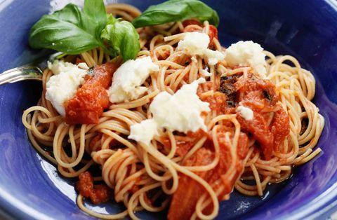 Spagetti Pomodoro Recept Recept Med Bilder Recept Matratt