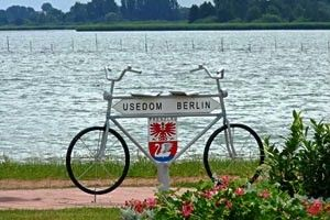 Berlin Usedom Island Cycle Route From Big City Lights To Sea