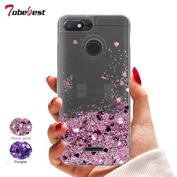 Daily Buy Tips Glitter Case 6 Case Case