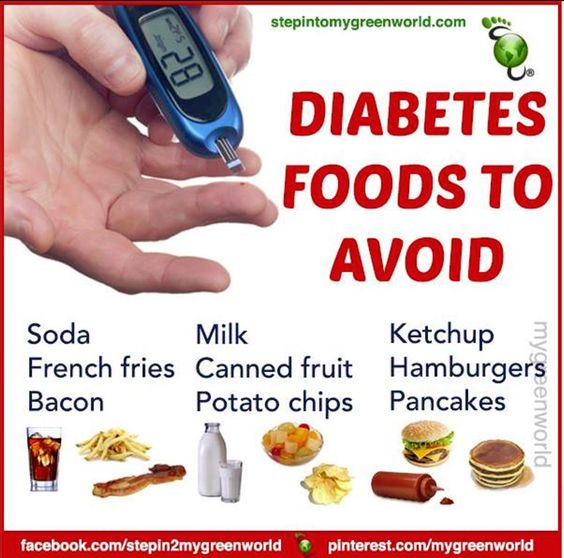 Diabetes foods to avoid - article does not match title, but posted this for list...