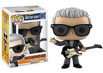 Doctor Who POP! Vinyl Figure - 12th Doctor w/ Guitar