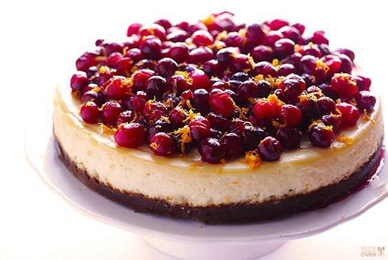 Cheesecake recipes, Cranberries and Cheesecake on Pinterest