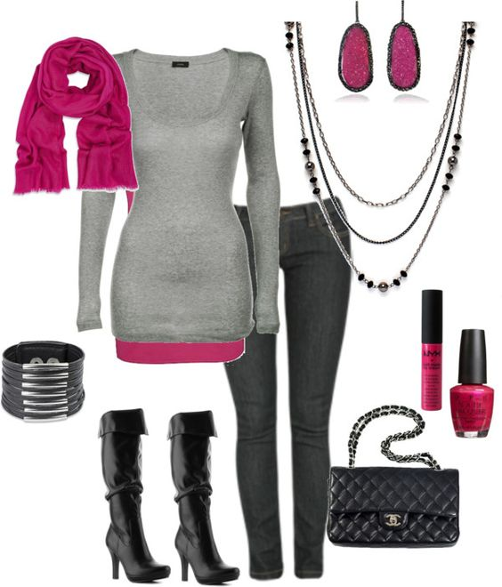 """Friday night"" by lkbecker ❤ liked on Polyvore"