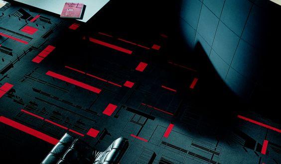 VORWERK CARPET - ART Richard Meier