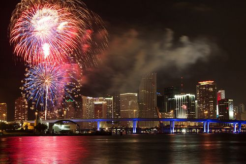 fourth of july in miami
