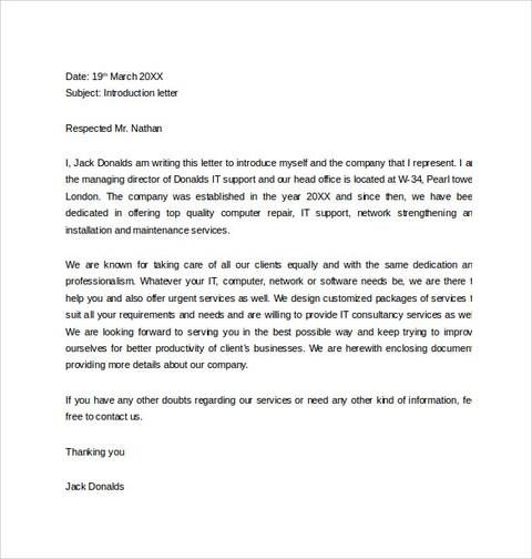 Sample Marketing Letter To Get Clients from i.pinimg.com