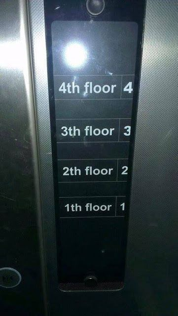 I need to go to the thirth floor, pleath. #GrammarFail www.hungergameslessons.com
