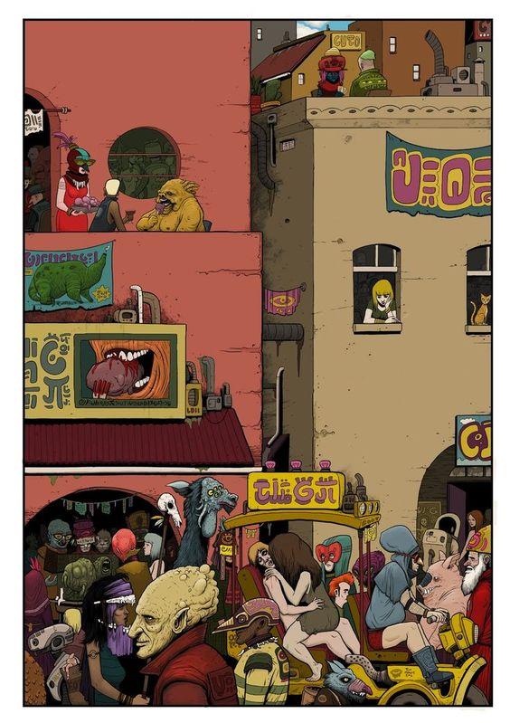 illustration : Tim Molloy