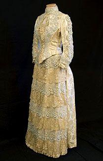 Roupas Originais da Era Vitoriana (1837 até 1901)