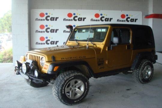 Jeep Wrangler Rubicon De Segunda Mano Motor 3 8 V6 Del Ano 2004 Automatico Por 16 900 Www Buscocoches Es Cochessegund Jeep Wrangler Jeep Coches Segunda Mano