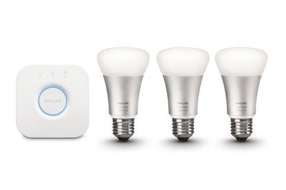 Ampoules connectées Philips STARTKIT HUE COLOR V2