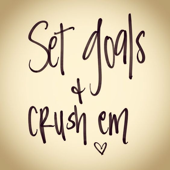 Set goals!  Crush 'em!  #goals #motivation      ........................................................ Please save this pin... ........................................................... Because For Real Estate Investing... Visit Now!  http://www.OwnItLand.com     #inspiration: