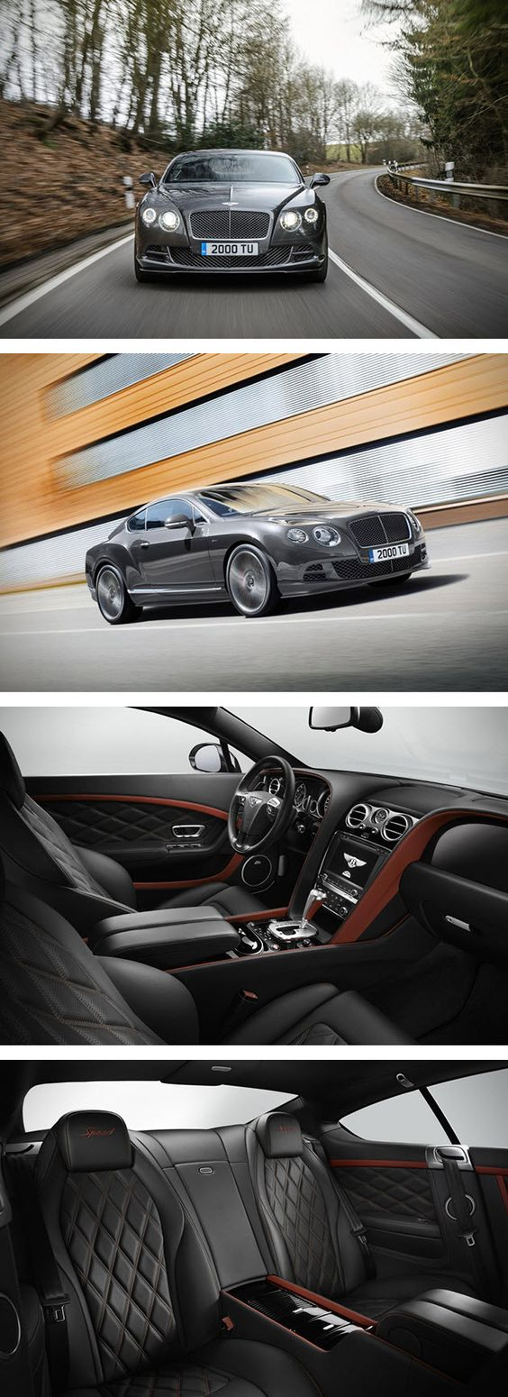 Bentley continental gt speed, Bentley continental gt and